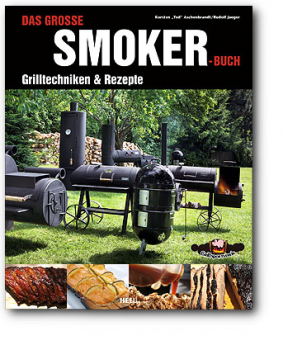 bbq profi das gro e smokerbuch grilltechniken und rezepte. Black Bedroom Furniture Sets. Home Design Ideas