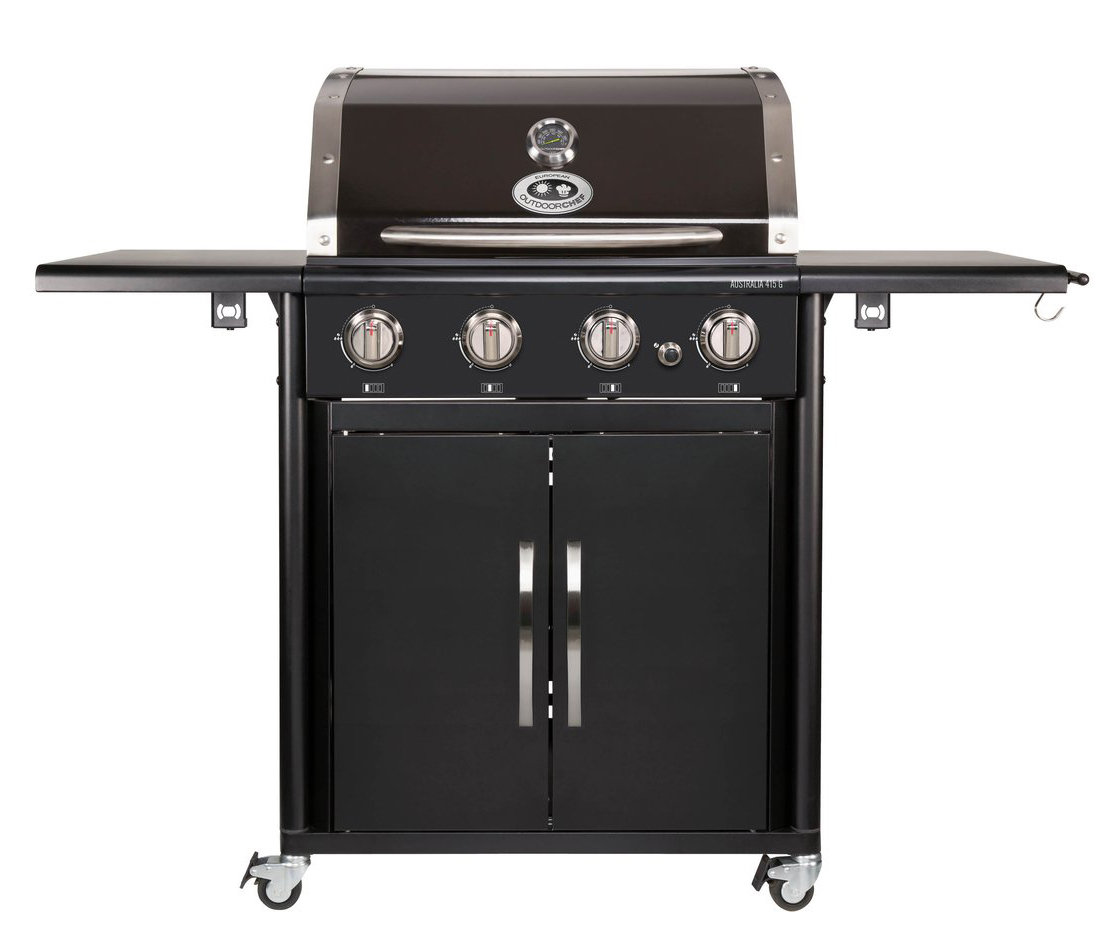 bbq profi australia 415 g outdoorchef canberra. Black Bedroom Furniture Sets. Home Design Ideas